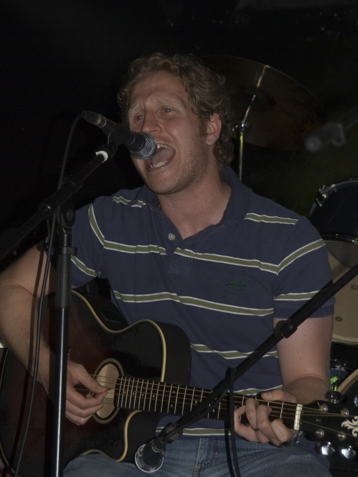 Will Prowse from Lost Twenty - Acoustic